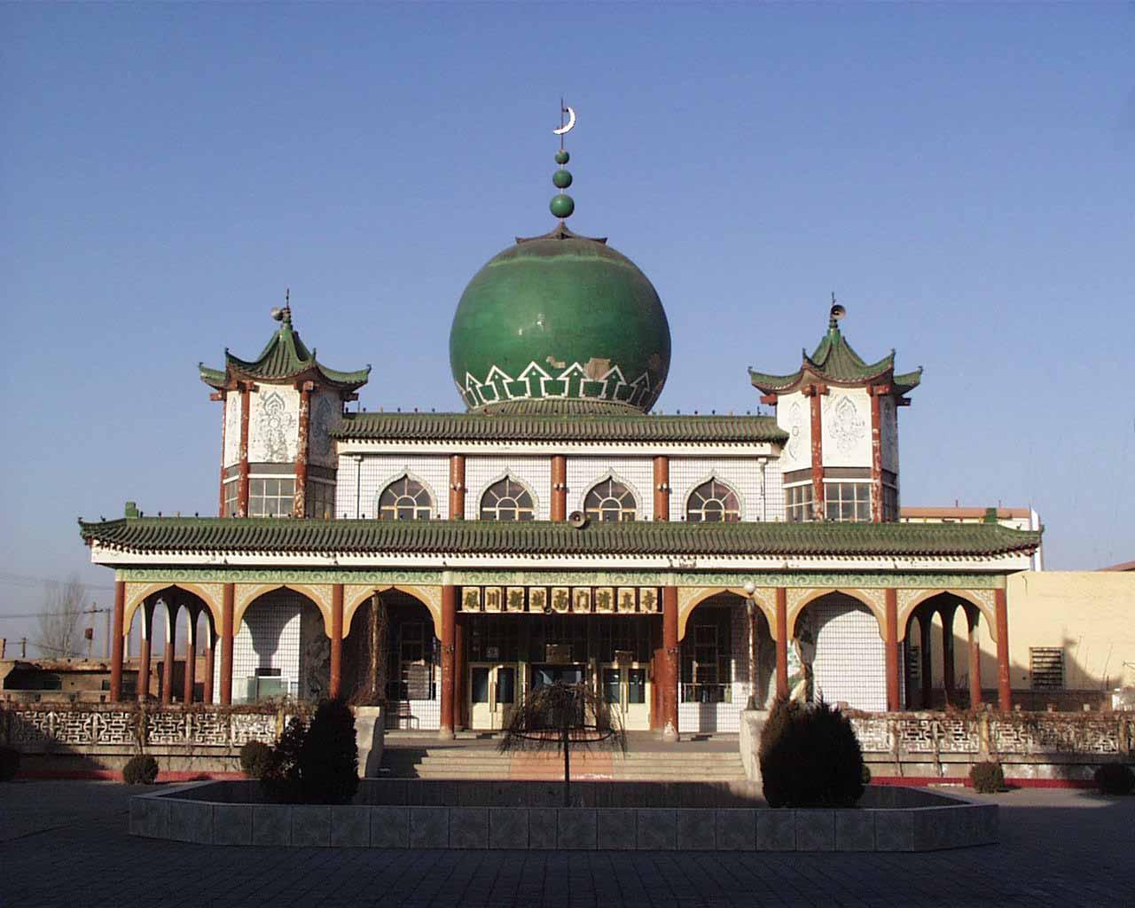 Melihat masjid berusia 654 tahun peninggalan Dinasti Ming di China