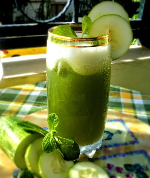 Juice Timun Penting Untuk Tubuh