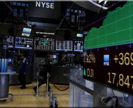 Bursa AS Turun Setelah Terjadinya Perputaran Selama 2 hari