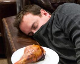 mengapa setelah makan siang akan mengantuk