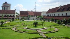 Benteng Fort Rotterdam Makassar