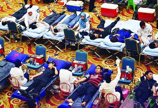 Sudah Tahu Manfaat Donor Darah, ini penjelasannya