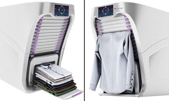 Segera Hadir Robot yang Dapat Melipat Baju Sampai Rapi serta Bebas Kusut
