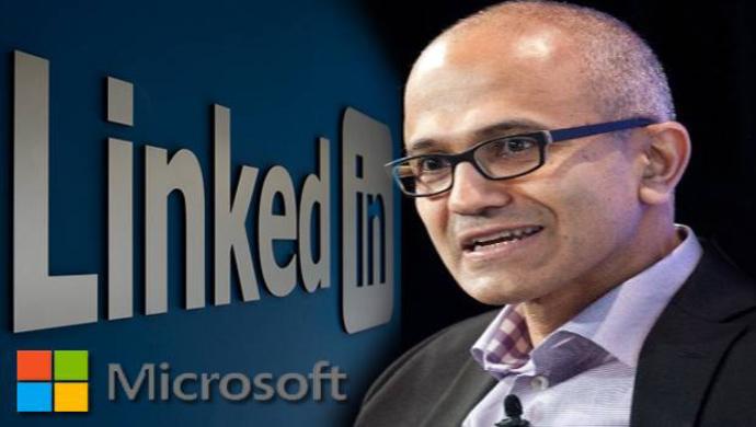 Microsoft Berhasil Akuisisi LinkedIn