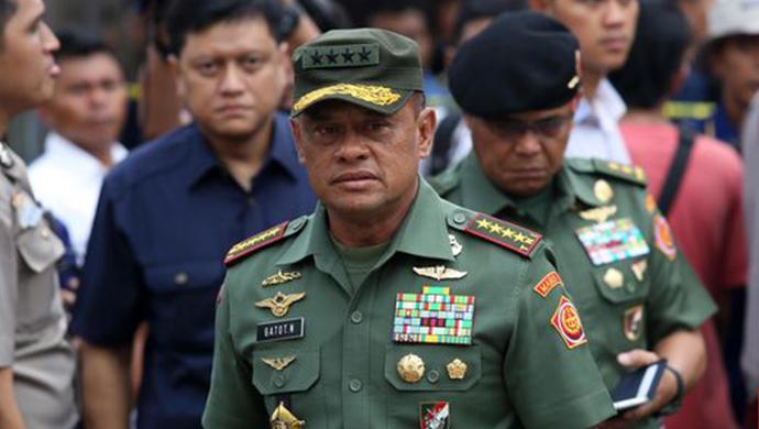 Panglima TNI Penyandera Meminta Tebusan Rp 65 Miliar Untuk 4 WNI