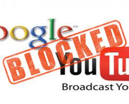 icmi meminta google dan youtube di blokir