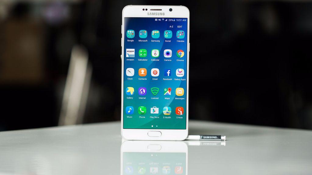 Angka Yang Fantastik untuk Samsung Galaxy Note 7