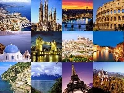 Paket Wisata Ke Eropa Menurun, Inikah Alasannya?