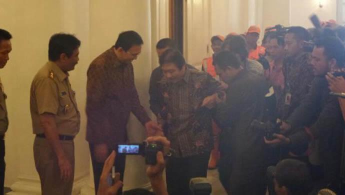 Ke Jakarta Dari Balikpapan Hanya Untuk Berjumpa Ahok