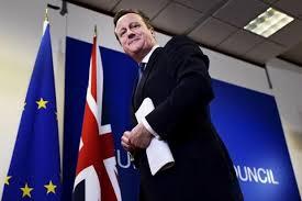 David Cameron Resmi Mengundurkan Diri Dari PM Inggris