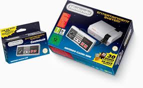 NES Classic Edition : versus mungil Konsol Nintendo