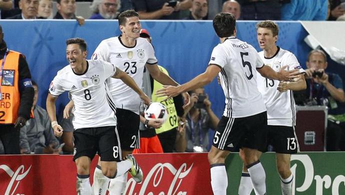 Di Saat Jerman Lolos Ke Semifinal Lewat Adu Penalti