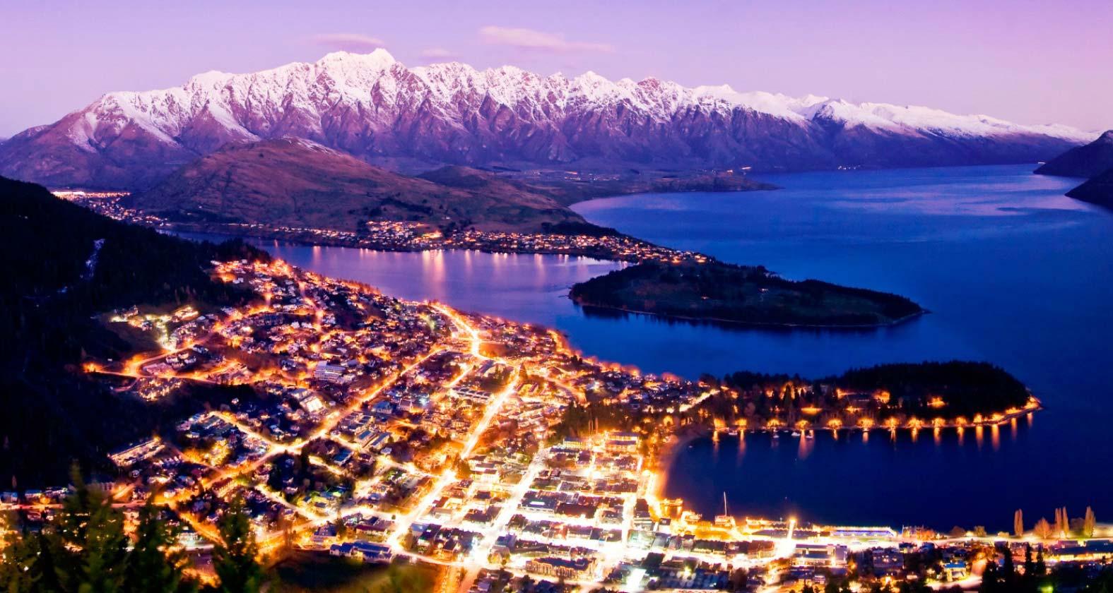 Wajib Coba hanya di Selandia Baru
