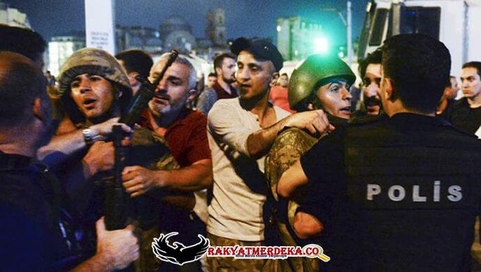 Tentara Turki Mengaku Tidak Tahu Di Gunakan Untuk kudeta