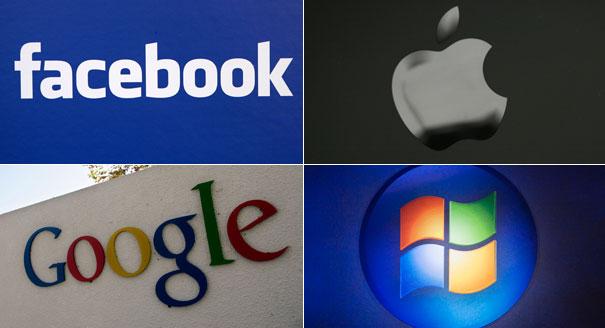 7 Perusahaan tehnologi terfavorit 2016 : Apple jaya, Google tenggelam