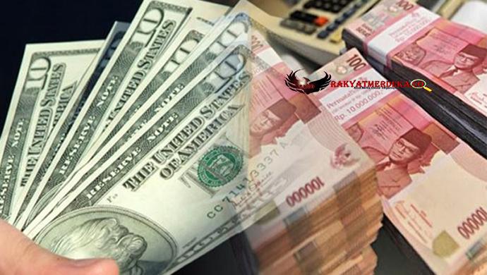 Ditutup Nilai Tukar Rupiah Alami Penurunan Pada Nilai Rp 13.274 USD
