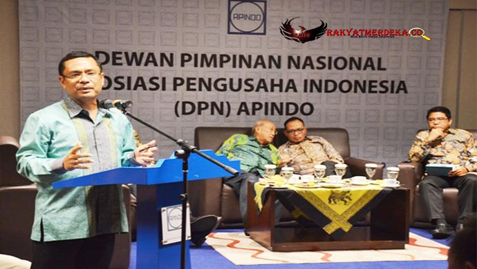 Ketua Dewan APINDO Harap Dapat Menyumbang 1000 T Dari Tax Amnesty
