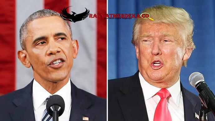 Obama : Trump tak layak jadi presiden AS