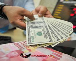 Pada Penutupan Bursa Saham, Rupiah Dinyatakan Menguat Pada Level 13.242 Per USD