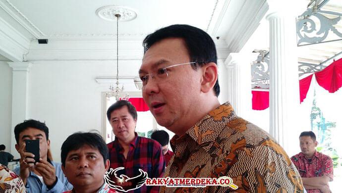 """Ahok """" Saya Bukan membandingkan Antara Jakata Dengan Surabaya"""