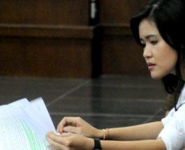 Dalam Sidang Ke 26 Jessica Akan Bersaksi Sebagai Terdakwa