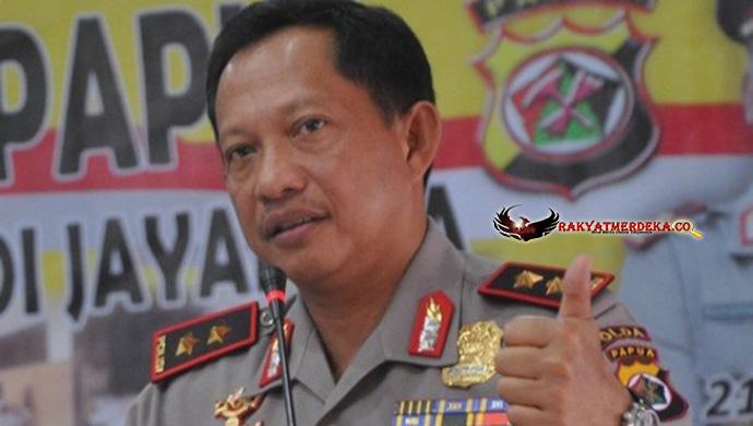 Tito Karnavian : Saya Harap Pada Pendukung Cagub - Cawagub Dapa Menjaga Ketertiban Pilkada DKI Nanti