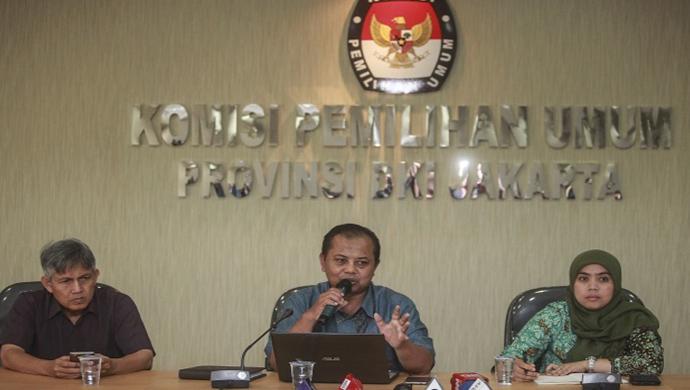 Dana Kampanye Di Pilgub DKI Jakarta Akan Dibiayai Oleh KPU