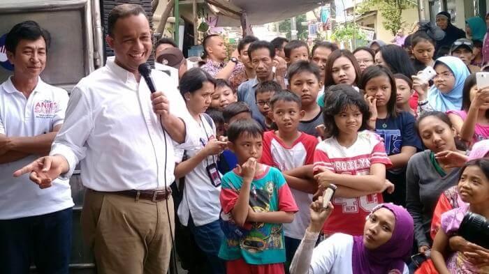 Anies: Saat Jadi Pemimpin Bicaranya Sangat Kasar, Tiba Kampanye Langsung Jadi Santun