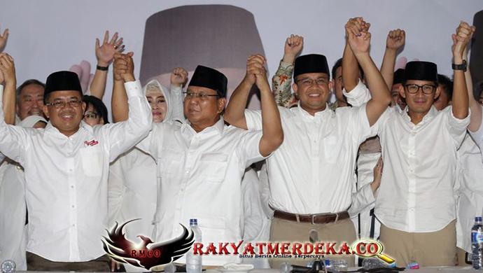 Amien Rais Anggap Prabowo Tidak Konsisten Kalau Gandeng Anies pada Pilpres 2019