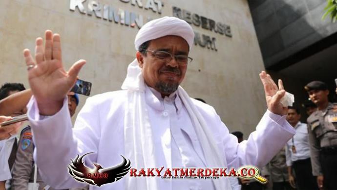 Ini Kata Ma'ruf Amin Soal Kasus Habib Rizieq