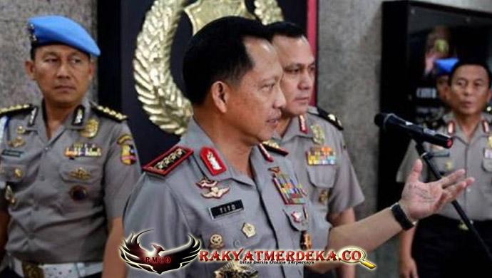 Jendral Tito Tegaskan Tembak Mati Teroris Bukan Pelanggaran Hukum