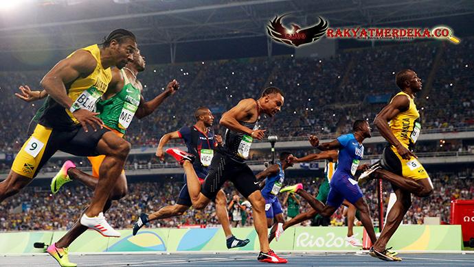 Bolt Membawa Jamaika Ke Babak Final Estafet