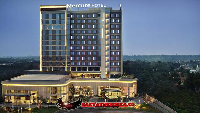 Destinasi Hotel Bertaraf Internasional Berada Di Kawasan Industri