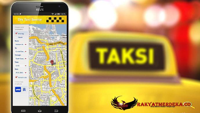 Peraturan Taksi Online Dicabut MA