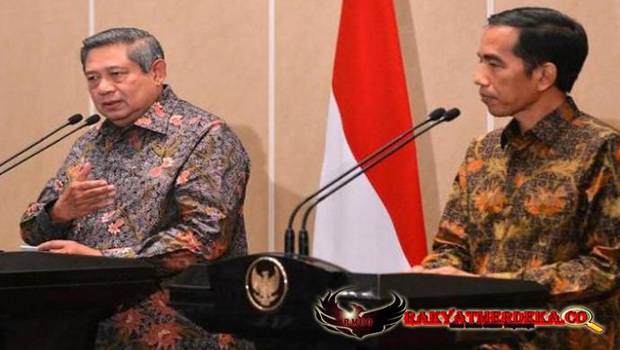 SBY Mengatakan Kepada Jokowi, Dan Lembaga Negara, Untuk Mendukung KPK