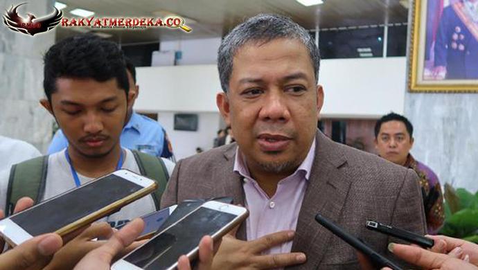 Ini Saran Fahri Hamzah untuk Anies Baswedan Gubernur Baru DKI Jakarta