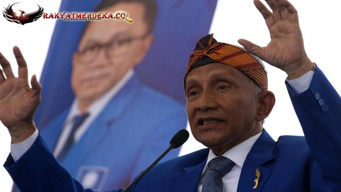 Amien Rais: Pan Harus Keluar dari Koalisi Jokowi-JK
