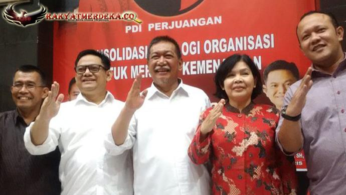 PDIP Tutup Kans Dukung Deddy Mizwar Maju di Pilgub Jabar