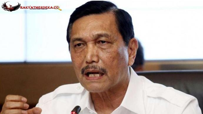 Luhut Berang Saat Presiden Jokowi Disindir Ngibul oleh Amin Rais