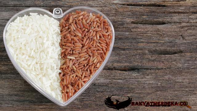 Nasi Merah Pencegah Penyakit Diabetes