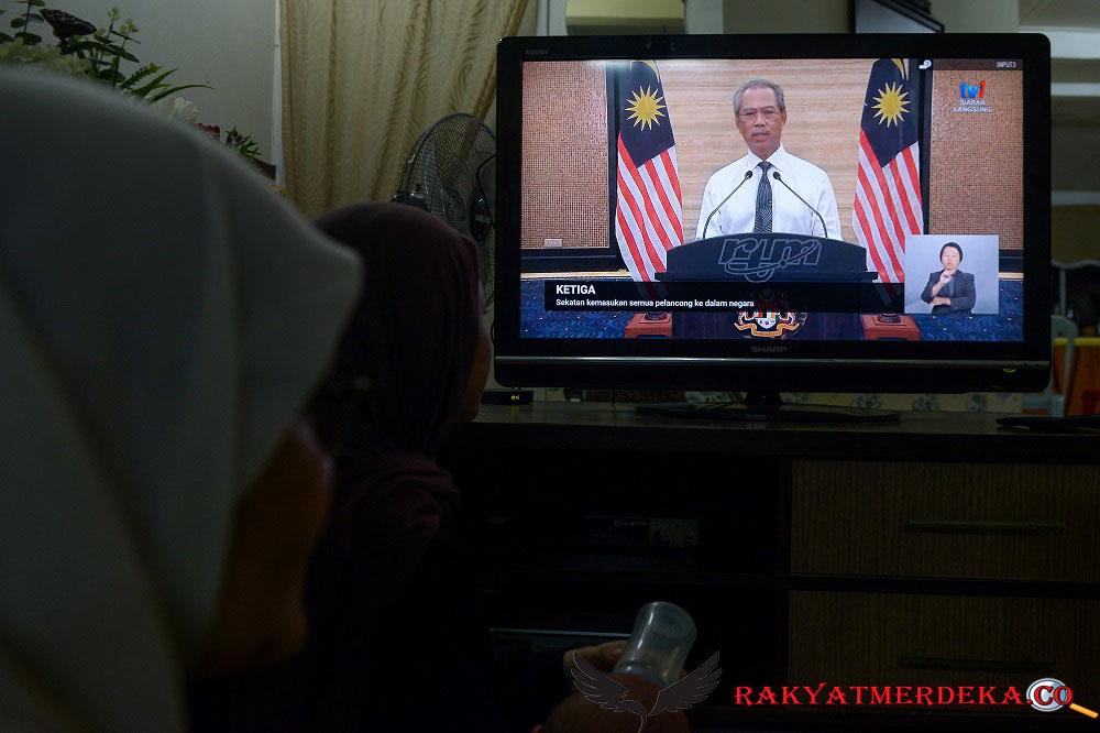 Malaysia Lockdown Sementara Atasi Corona