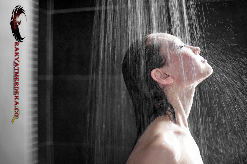 Mandi Air Panas sangat Bahaya?