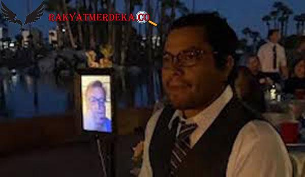Positif Corona, Pria AS Hadiri Pernikahan Putrinya Lewat Robot
