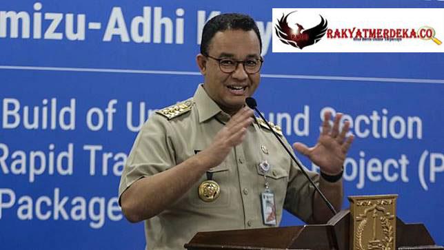 Gubenur DKI Jakarta, Tutup sekolah di Jakarta Selama 2 Minggu ke Depan