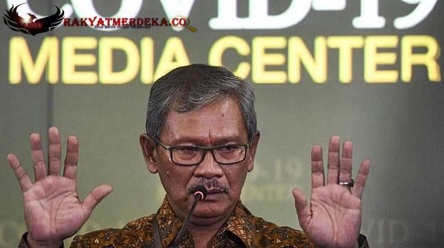 """Berita Indonesia : """"Pasien Positif Corona Ke-25 Meninggal Dunia"""""""