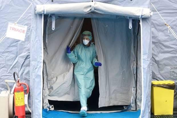 Takut Tularkan COVID-19, Perawat Italia Memilih Bunuh Diri