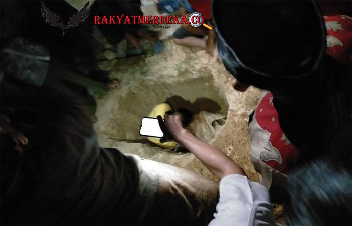 Pencurian Tali Pocong di Makam Gemparkan Warga Jambi, Ditemukan Darah Ayam dan Uang Rp 7.000
