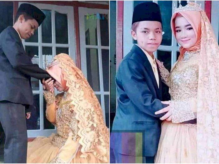 Siswi SMP di Lombok yang Dinikahi Remaja 17 Tahun: Saya Tahu Masih Sekolah...