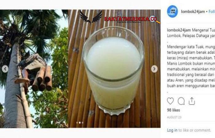 Heboh RUU Larangan Minuman Beralkohol, Ini 5 Miras Tradisional Indonesia