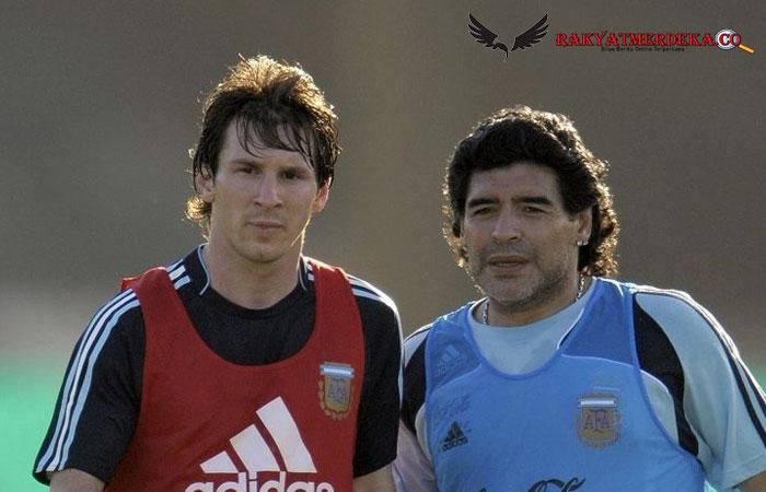 Diego Maradona Meninggal, Argentina Terapkan Masa Berkabung Nasional